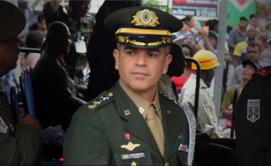 Entrevista: Ten. Cel Luis Carlos de Sousa, Adido de defesa naval e do exército brasileiro no Suriname