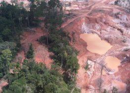 Assaltantes brasileiros roubaram 2.800 Kgs de ouro em Brokopondo