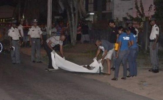 Motorista atropela e mata ciclista de 42 anos de idade no Suriname