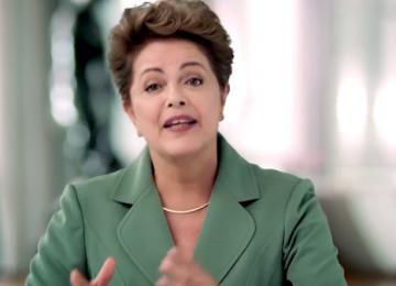Dilma culpa crise externa e pede paciência ao país