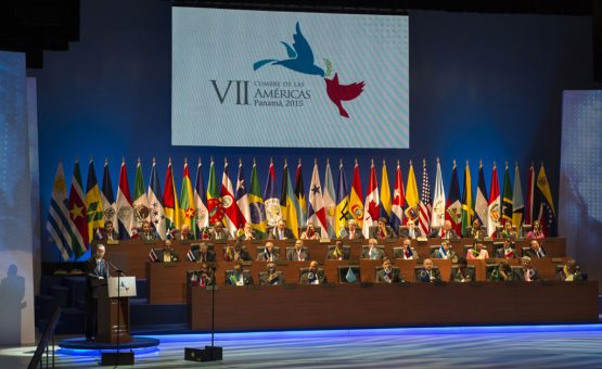 Suriname aanwezig op 7th Summit of the Americas