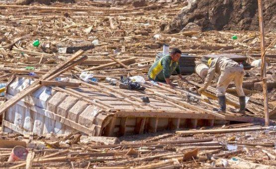 Tempestade deixa 150 desaparecidos no Chile