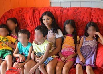 'Tento perdoar', diz mulher que teve seis filhos com o próprio pai no AC
