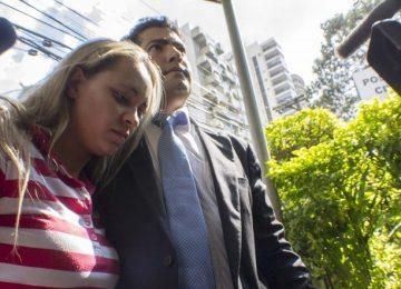 Viúva de motoboy assassinado confirma que era amante de zelador, mas nega gravidez