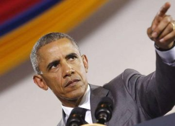 Obama teme que China use tamanho para oprimir outros países