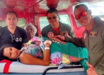 Bebê nasce em avião durante voo entre Guajará-Mirim e Porto Velho