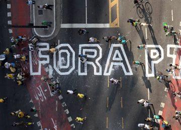 Indignação contra Dilma e o PT continua em alta