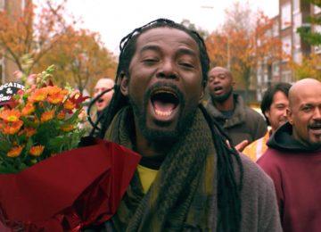 Platina dupla para o cantor surinames Kenny B na Holanda