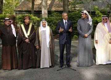 Obama diz a aliados árabes que acordo com Irã não representa ameaça