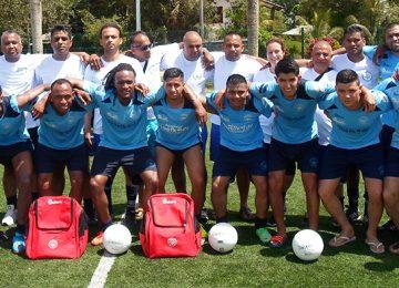 """Equipe """"TAC 90"""" vai competir com equipes do Suriname em campeonato internacional"""