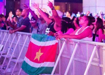"Surinameses prestigiaram o ""Festival Aruba Eletrica 2015"""