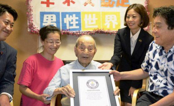 Número de japoneses com mais de 100 anos passa de 60 mil pela 1ª vez