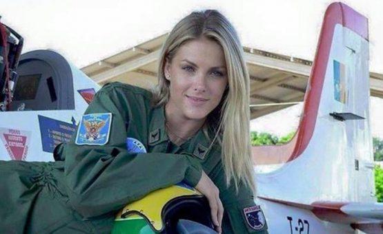 Ana Hickmann vira militar russa que combate Estado Islâmico