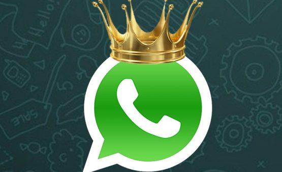 WhatsApp alcança 1 bilhão de usuários