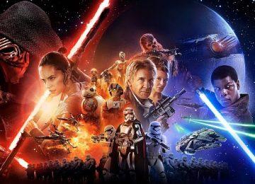 """Com novo """"Star Wars"""", EUA devem fechar com maior bilheteria anual"""