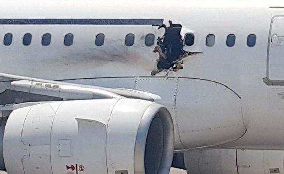 Bomba causou explosão em avião na Somália, afirmam autoridades