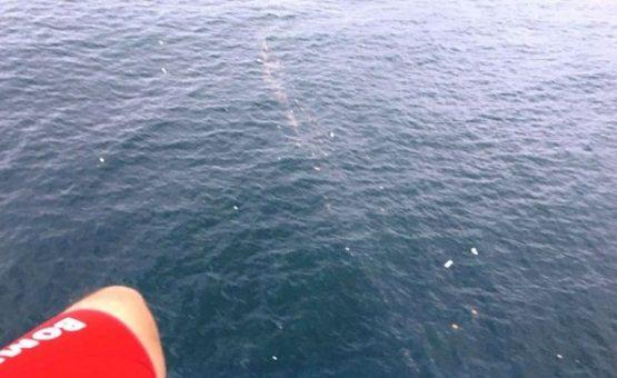 Aeronave cai em Florianópolis; duas pessoas estão desaparecidas