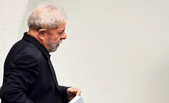 MP-SP pede prisão preventiva de Lula