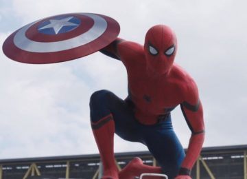 (Assista o Vídeo )Novo Homem-Aranha surge em trailer de 'Guerra Civil'