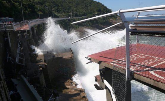 Prefeitura do Rio negocia indenização a vítimas de desabamento de ciclovia