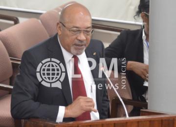 Presidente Desi Bouterse disse que economia se tornou mais estável em comparação com dois anos anteriores