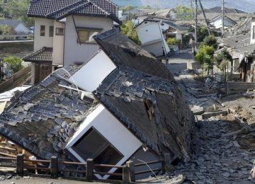 Terremoto matou mais de 20 pessoas no Japão