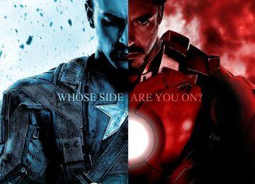 'Capitão América: Guerra Civil' é a 2ª maior estreia de um filme no Brasil