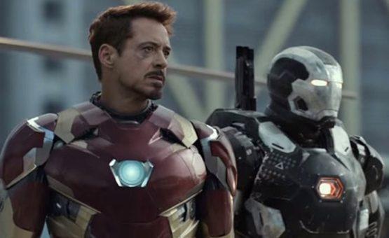 Robert Downey Jr. fará parte do novo filme do Homem-Aranha