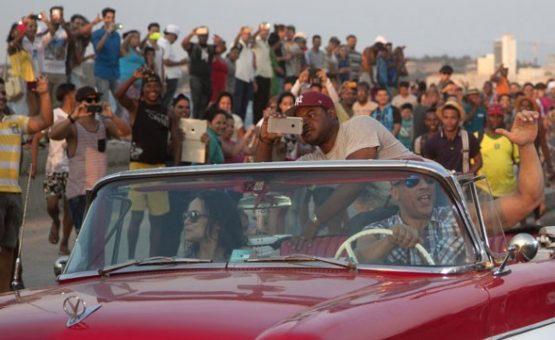 Gravação de 'Velozes e Furiosos 8' causa engarrafamento em Cuba