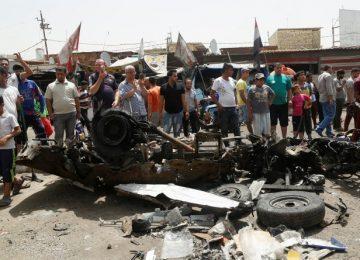 Atentado do Estado Islâmico mata três policiais em Bagdá