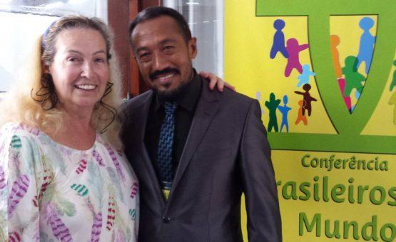 """Suriname participou da """"V Conferência Brasileiros no Mundo"""" em Salvador"""