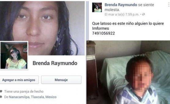 Mulher coloca filho à venda no Facebook pedindo cerca de R$ 30 mil pela criança de 5 anos