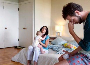 Vida sexual só volta ao normal no pós-parto com muita conversa