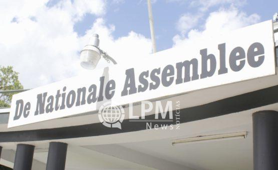 Parlamentares discutem lei de armas de fogo no Suriname