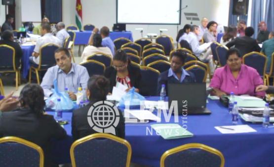 Ministério dos Recursos Naturais promove encontro do setor mineral no Suriname (Vídeo)
