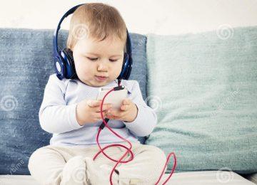 Ouvir música melhora a capacidade de aprendizado do bebê