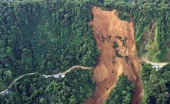 Deslizamento mata 4 e deixa mais de 20 desaparecidos na Colômbia