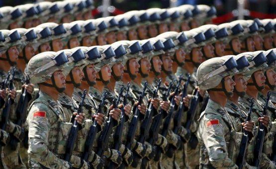 Vendas de armas no mundo batem recorde em 2015