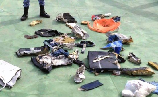 Destroços encontrados em praia de Israel podem ser do voo MS804