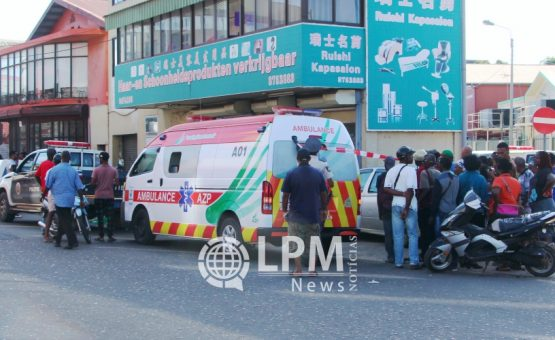 ATUALIZAÇÃO: Polícia divulga mais informações sobre mulher encontrada morta em Paramaribo