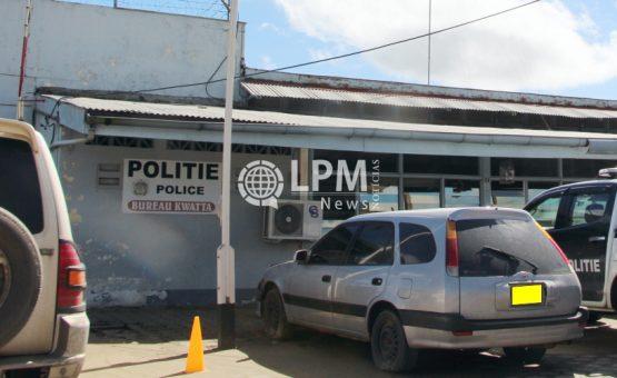 Três adolescentes foram presos por roubo em Paramaribo