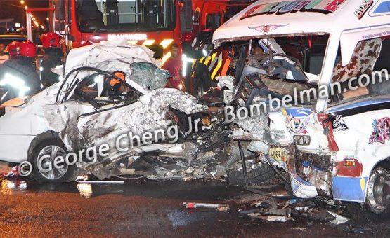 Acidentes de trânsito deixam três mortos no feriado de 1 de julho em Paramaribo (Fotos)
