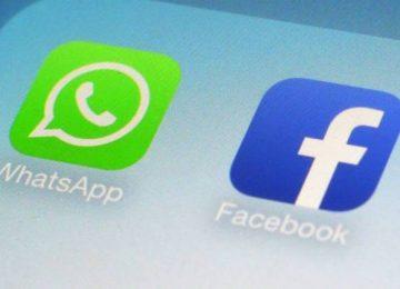 Nova ação contra o WhatsApp também pode tirar o Facebook do ar