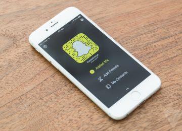 Snapchat lança função que permite salvar e publicar fotos e vídeos antigos