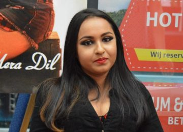 Cantora Nisha Madaran é a nova embaixadora da Digicel no Suriname