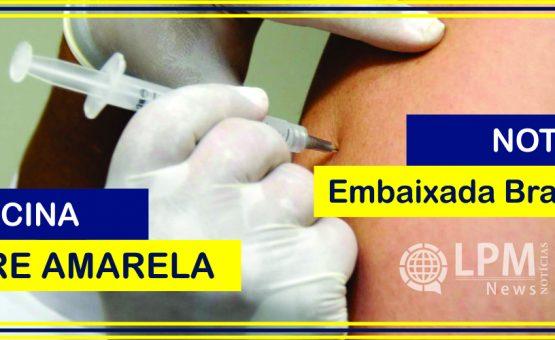 Ministério da Saúde recomenda vacinação contra febre amarela para quem vai passar o carnaval no Brasil