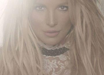 Britney Spears anuncia 'Glory', seu novo disco; veja capa