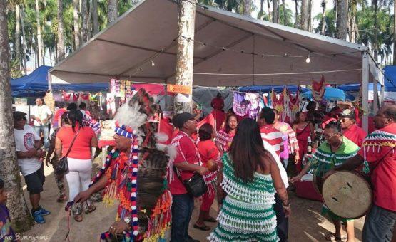 Feriado nacional no Suriname vai celebrar o Dia Internacional dos Povos Indígenas em 9 de agosto