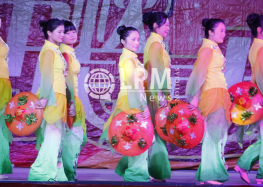 "Chineses comemoram ""Festival da Lua"" no Suriname"