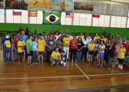 Embaixada do Brasil em Paramaribo promoveu 8° torneio de volleyball entre embaixadas